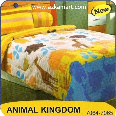 sprei My Love S3 Animal Kingdom