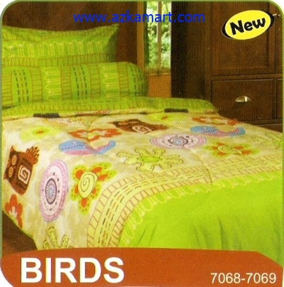 sprei My Love S3 Birds