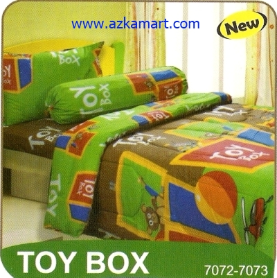 sprei My Love S3 Toy Box