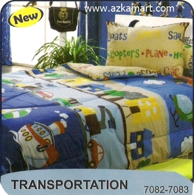 sprei My Love S3 Transportation