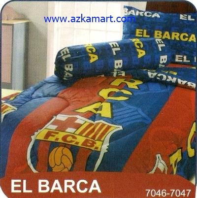 sprei My Love barcelona El Barca