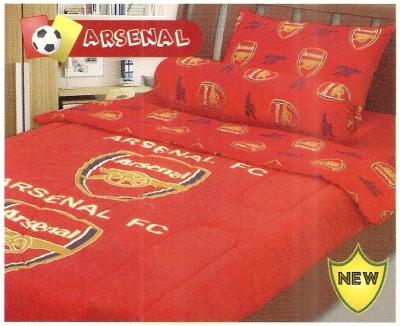 sprei bola Saputra Arsenal