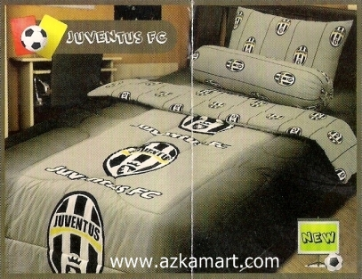 sprei bola saputra  Juventus
