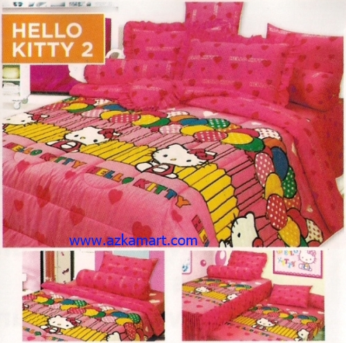 sprei bonita hello kitty play : ... Sprei dan Bedcover My Love, Kintakun, Lady Rose, Kendra, Bonita Online