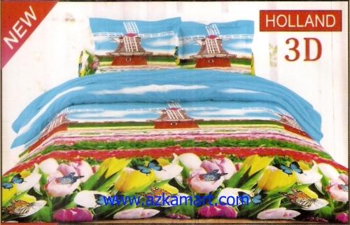 katalog gambar motif Bonita 3D Holland