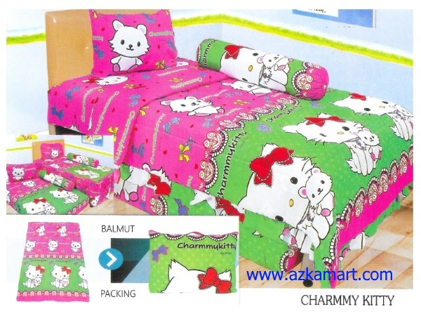 13-sprei-lady-rose-single-charmmy-kitty