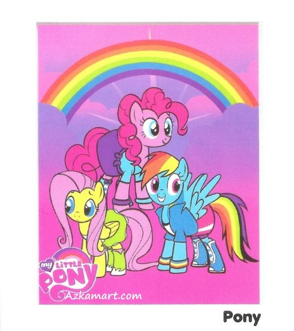 jual selimut internal karakter anak little pony