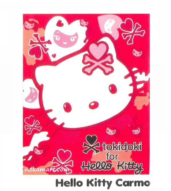 jual selimut internal karakter anak hello kitty carmo