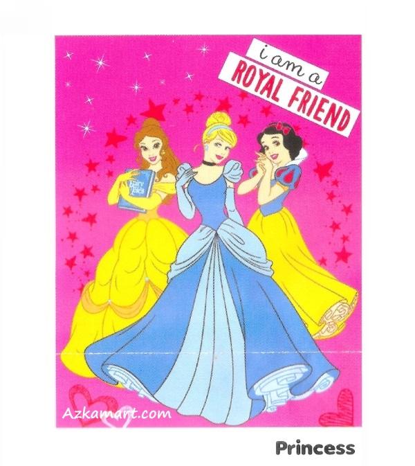 jual selimut internal karakter anak princess