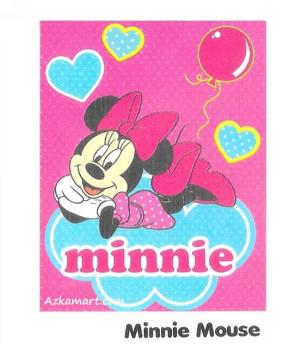 jual selimut internal karakter anak minnie mouse