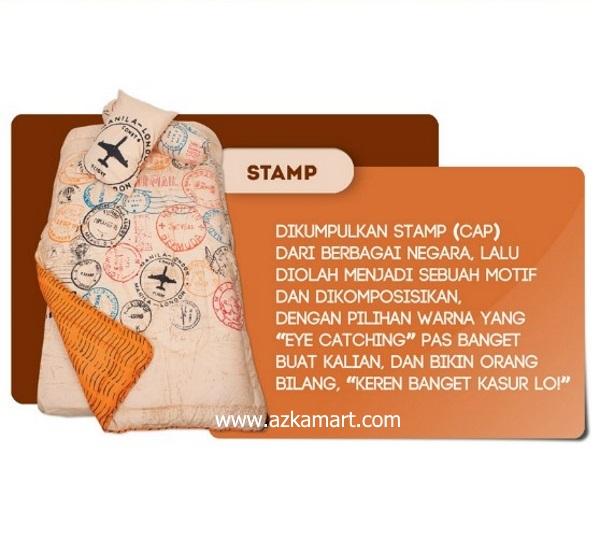 jual sprei my love teen anak harga murah stamp
