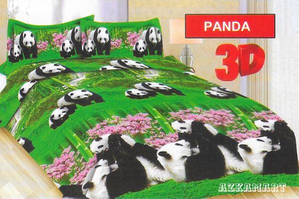 jual beli sprei anak bonita terbaru motif karakter panda