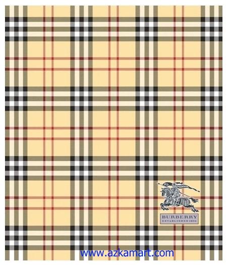 jual beli selimut rosanna king sutra panel gambar burberry