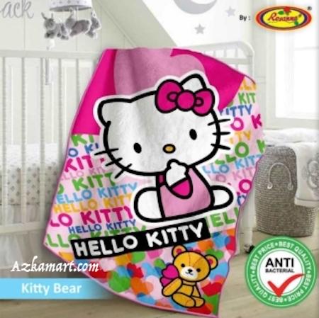 jual selimut bayi kbt rosanna vito gambar kitty